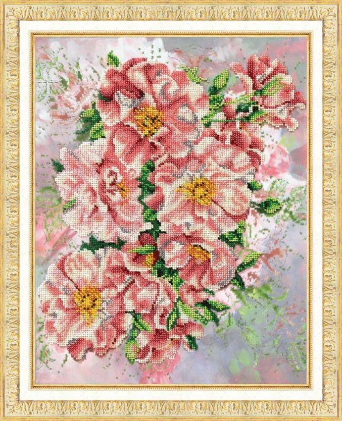 Вышивка бисером розы наборы 52