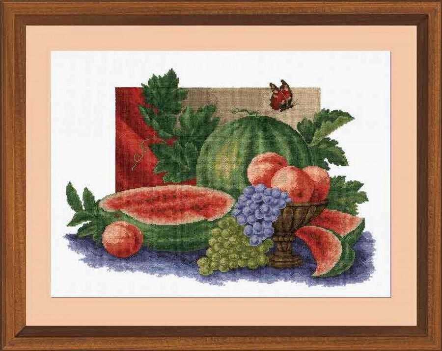 этому, сможете картинка для вышивания фрукты землетрясение