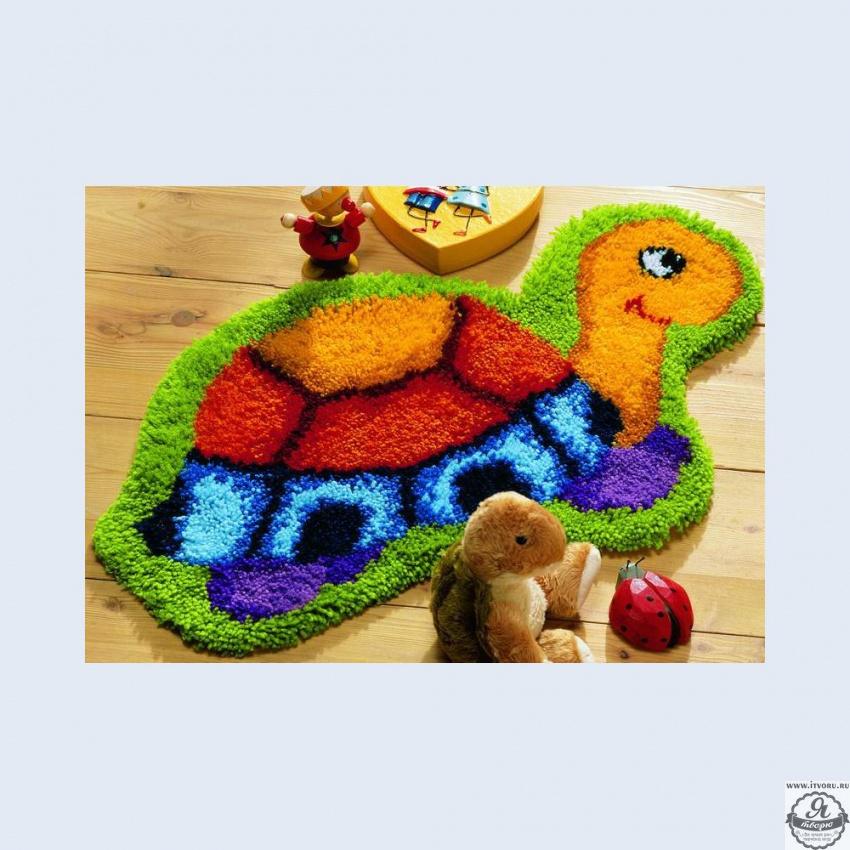 Набор для вышивки коврика Черепашка Vervaco 37060-2566