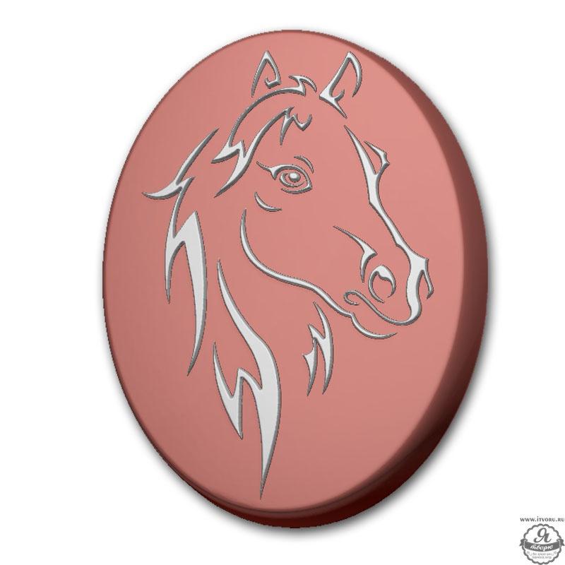 Форма для изготовления мыла Конь Выдумщики 688759-8