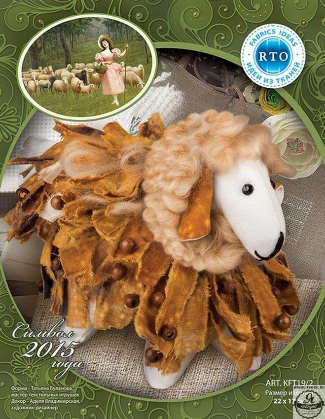 Набор по изготовлению игрушек Овечка лохматая с шерстью из ткани RTO KFT19-2Шитье, валяние<br>Набор по изготовлению игрушек Овечка лохматая с шерстью из ткани от компании RTO. Данный набор создан специально для любительниц создавать игрушки своими руками.<br><br>Вам предстоит сшить милую овечку. Ее лохматую шерсть заменяют красивые ленточки, которые приятно трогать руками. Гипоаллергенные материалы игрушки совершенно безопасны для детей.<br><br>В нашем интернет-магазине Я творю вы сможете подобрать себе множество наборов для ручной работы. Среди них и Набор по изготовлению игрушек Овечка лохматая с шерстью из ткани от компании RTO. Каждый набор включает в себя все необходимые материалы, чтобы созданная вещь получилась законченной. О товаре вы можете прочесть в подробном описании, а также рассмотреть его на качественной фотографии.<br><br>Техника: шитье<br>Основа: Хлопок белого цвета<br>Материал: Хлопок<br>Размер: 6 см<br>В состав набора входит: ткань (хлопок), инструкция по пошиву, выкройка, шерсть, крестом DMC, декоративные бус