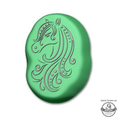 Форма для изготовления мыла Лошадка Выдумщики 688759-9
