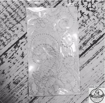 Декоративные наклейки Вензеля 1 No name ASS1524