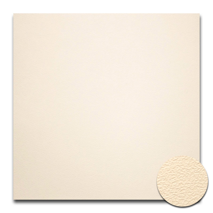 Заготовка для открытки, двойная, слоновая кость с фактурой Яичная скорлупа, 3 штуки Лоза О23018-2